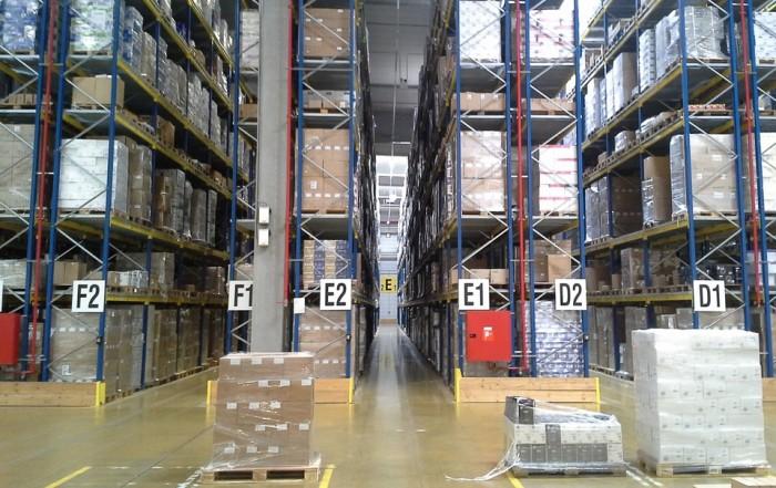 Митническо складиране, временно складиране, свободен склад