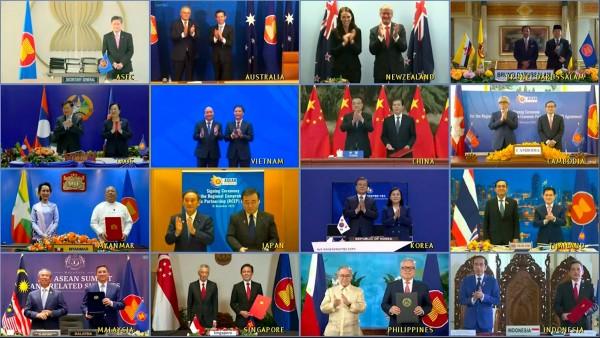 15 държави начело с Китай сформираха най-големия търговски пакт в света (РВИС/RCEP), изключвайки САЩ