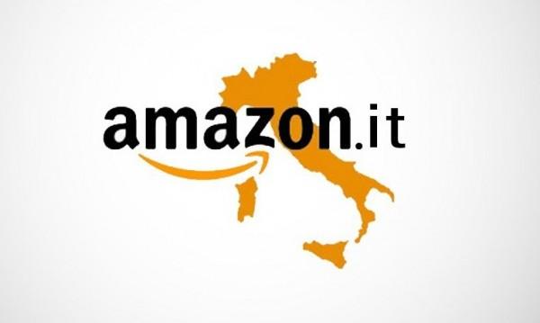 amazon, експанзията в Европа, Италия, амазон