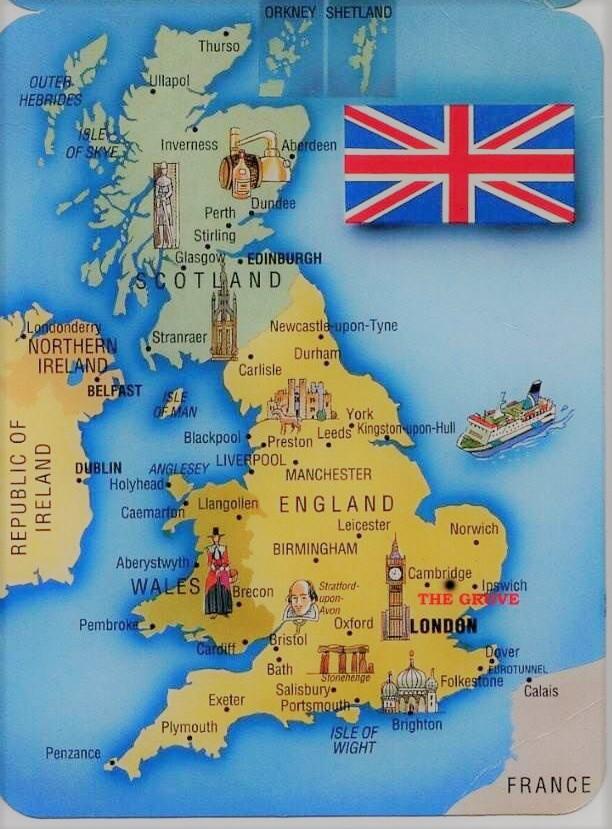 Внос от Англия – тревога , притеснение , неяснота